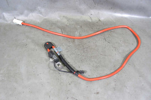BMW E60 5-Series Sedan Early Positive Battery Cable w Safety Terminal 2004-2006 - 13745
