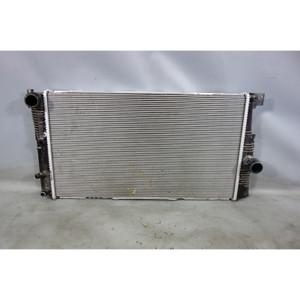 2012-2016 BMW F10 528i N20 4-Cyl Factory Engine Cooling Radiator OEM - 28153