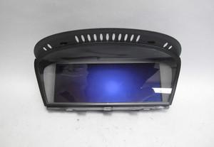 "2009 BMW 8.8"" On-Board Computer TV Navigation Display Alpine OEM E60 E90 E92 E64 - 14957"