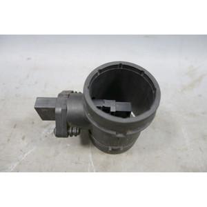 2003-2006 Porsche Cayenne S Turbo Single Mass Air Flow Meter Sensor Bosch OEM - 27765
