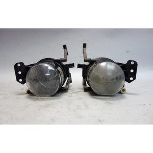 2006-2011 BMW E90 3-Series E60 E63 Factory Front Fog Light Pair Left Right OEM - 28314