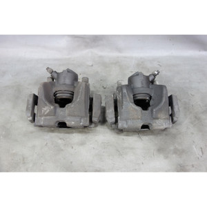 2008-2013 BMW E82 E88 125i 128i Factory Front Brake Caliper Pair w Brackets OEM - 28383