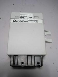 BMW E85 Z4 Convertible Folding Top Control Module 2003-2008 USED OEM - 3086