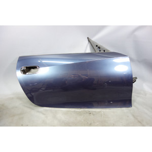 2003-2008 BMW Z4 Coupe Roadster Right Passenger Door Shell Skin Toledo Blue OEM - 28636