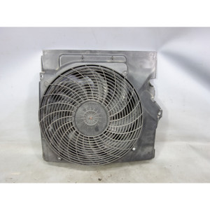 Damaged BMW Z3 Coupe Roadster Auxiliary Electric Pusher Cooling Fan 1996-2000 OE - 28657