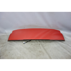 2004-2010 BMW E83 X3 SAV Trunk Lid Spoiler Flamenco Red Metallic Genuine OEM - 28695