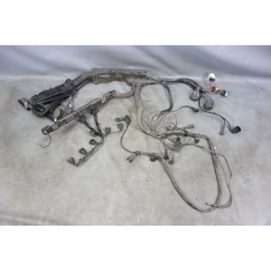 1992 BMW E36 325i M50 6-Cylinder Engine Wiring Harness for Automatic Trans OEM - 28738
