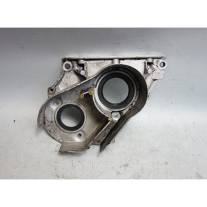 1982-1993 BMW E30 325 E28 E34 M20 6-Cylinder Engine Lower Timing Cover Case OEM - 28792