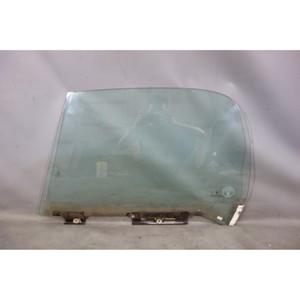 Damaged BMW Z3 Roadster Left Front Driver Door Window Glass 1996-2002 OEM - 28912