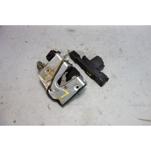 1988 BMW E32 7-Series Left Rear Door Latch Lock Catch w Actuator USED OEM - 11222