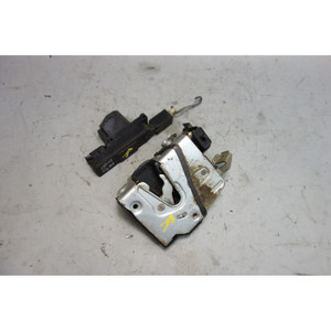 1988 BMW E32 7-Series Right Rear Door Latch Lock Catch w Actuator USED OEM - 11223