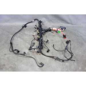 Damaged BMW N54 3.0L Fuel Injector Ignition Coil Wiring Harness 2008-2013 - 29228