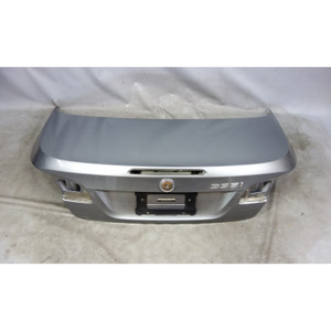2007-2010 BMW E93 3-Series Convertible Trunk Boot Deck Lid w Lock Space Grey OEM - 29251
