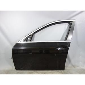 2011-2016 BMW F10 5-Series Sedan Left Front Ext Door Shell Panel Black Sapphire - 29278
