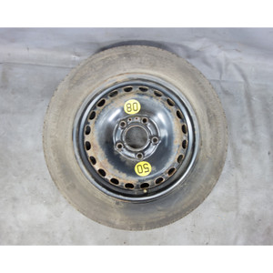 """1997-2006 BMW E46 3-Series Z3 16"""" Factory Compact Emergency Spare Wheel and Tire - 29284"""