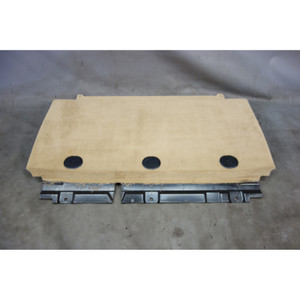 2006-2012 BMW E91 3-Series Touring Trunk Boot Carpet Floor Panel Front Beige OEM - 29389