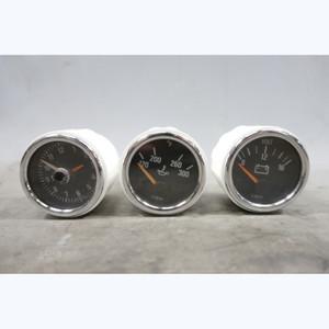 1998-2000 BMW Z3 M Roadster Coupe Center Console Gauge Set Clock Voltage Oil OEM - 29556