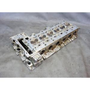 2008-2013 BMW N54 3.0 6-Cylinder Twin-Turbo Engine Cylinder Head w Valves OEM - 29474