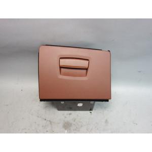2011-2017 BMW F10 5-Series Sedan Left Driver's Side Glove Box Storage Brown OEM - 29515