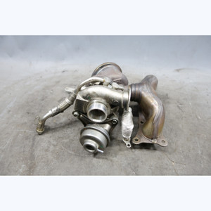2007-2013 BMW N54 Twin-Turbo 6Cyl Bank 1 Front Turbo Charger Manifold E90 E92 OE - 29544
