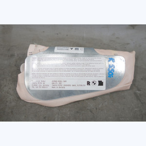 2011-2016 BMW F10 5-Series Right Front Passengers Side Bolster Airbag OEM - 29586