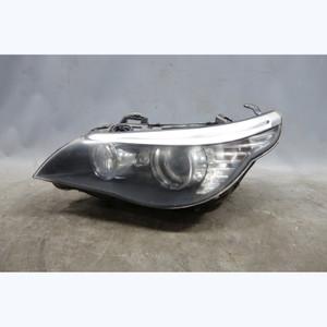 2008-2010 BMW E60 5-Series Late Model Left Front Headlight Lamp Xenon Adaptive - 29613