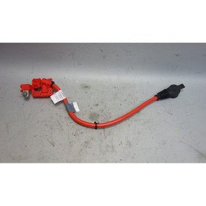 2012-2013 BMW F10 ActiveHybrid 5 Positive Battery Cable Terminal for Main 12V OE - 29739