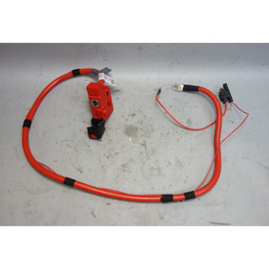 2012-2013 BMW F10 ActiveHybrid 5 Positive Battery Cable for Secondary 12V OEM - 29740