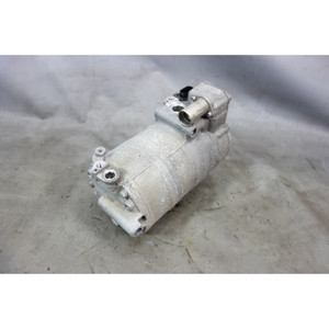 2012-2013 BMW F30 F10 ActiveHybrid 3 5 7 Electric AC Air Condit Compressor Pump - 29764