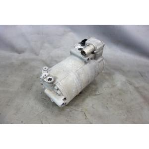 2012-2013 BMW F30 F10 ActiveHybrid 3 5 7 Electric AC Air Condit Compressor Pump - 29764