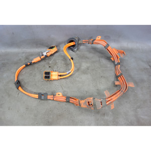 2012-2013 BMW F10 ActiveHybrid 5 Early Main High-Voltage Battery Cable Wiring OE - 29789