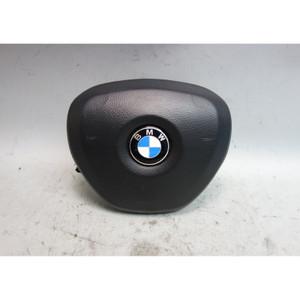 2009-2017 BMW F01 7-Series F10 Sports Steering Wheel Airbag Module w Scratch OEM - 29792