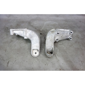 88-91 BMW E30 325ix Engine Suspension Arm / Motor Mount Pair Left Right OEM - 29827