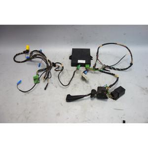 1985-1988 BMW E28 5-Series On-Board Computer Retrofit Kit w Wiring Switch Module - 29869