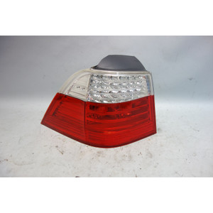 2008-2010 BMW E61 535xi Touring Left Outer Tail Light Lamp in Fender White OEM - 29939