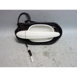 2004-2010 BMW E60 5-Series Right Rear Passeng Ext Door Handle Alpine White 3 OE - 29964