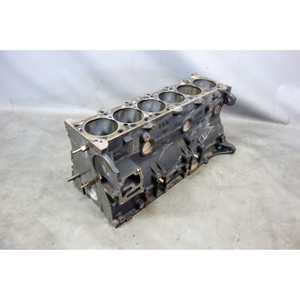Damaged BMW S52 3.2L ///M Bare Engine Block Cylinder Housing 1996-2000 E36 M3 Z3 - 29980