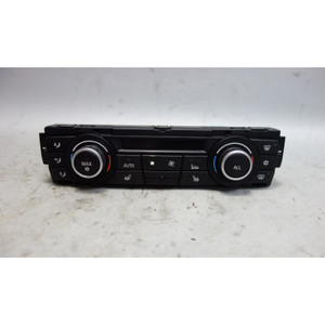 BMW E90 3-Series 1-Series Factory Automatic Air Condition Climate Control Panel - 30006