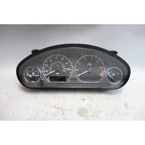 2001-2002 BMW Z3 Roadster Coupe M54 Instrument Gauge Cluster w Chrome OEM - 30025