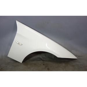 06-12 BMW E90 E91 3-Series 4dr Right Front Passenger Fender Quarter Alpine White - 30033