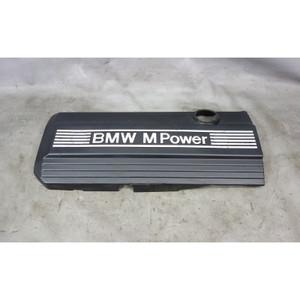 Damaged BMW S52 Plastic Engine Cover M-Power 1996-2000 E36 M3 3.2 Z3 M3.2 OEM - 30095