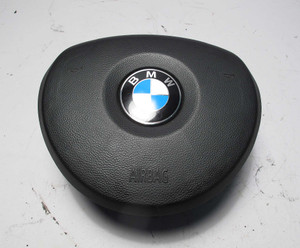 BMW E90 E92 E93 3-Series Sport Steering Wheel Airbag w/ Absorber OEM - 4204