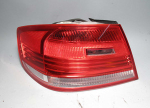 BMW E92 3-Series 2dr Coupe Left Rear Drivers Tail Light 2007-2010 USED OEM - 6451