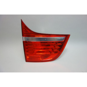 Damaged 2008-2012 BMW E71 X6 SAC Left Inner Tail Light Lamp in Trunk Lid OEM - 30153