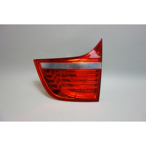 Damaged 2008-2012 BMW E71 X6 SAC Right Inner Tail Light Lamp in Trunk Lid OEM - 30154