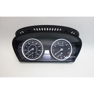 2008-2014 BMW E71 X6 SAC Instrument Gauge Cluster Speedo Tach Panel KM/H OEM - 30159