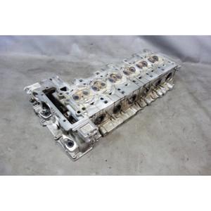 2008-2013 BMW N54 3.0 6-Cylinder Twin-Turbo Engine Cylinder Head w Valves OEM - 30189