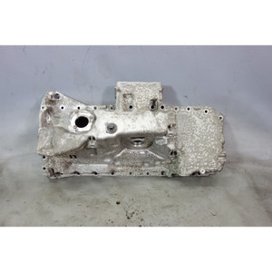 2007-2010 BMW E70 X5 3.0si E71 X6 xDrive35i Engine Oil Pan Sump Aluminum OEM - 30234