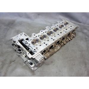 2008-2013 BMW N54 3.0 6-Cylinder Twin-Turbo Engine Cylinder Head w Valves OEM - 30253