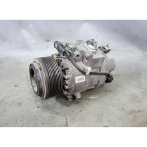 2008-2012 BMW E71 X6 35iX F01 740i N54 6-Cyl Air Conditioning Compressor Pump OE - 30281